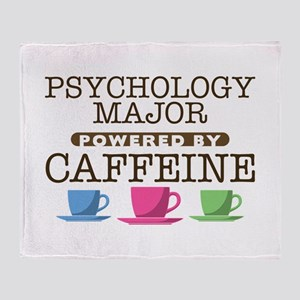 Psychology Major Powered by Caffeine Stadium Blank