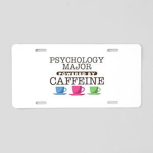 Psychology Major Powered by Caffeine Aluminum Lice