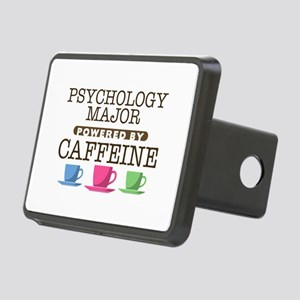 Psychology Major Powered by Caffeine Rectangular H