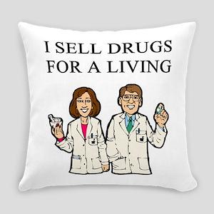 funny pharmacist joke gifts t-shirts Everyday Pill