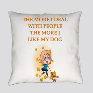 people Everyday Pillow