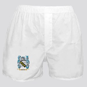 Cheney Coat of Arms - Family Crest Boxer Shorts