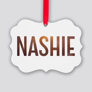 Nashville Nashie Picture Ornament