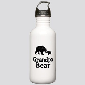 Grandpa Bear Stainless Water Bottle 1.0L