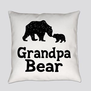 Grandpa Bear Everyday Pillow