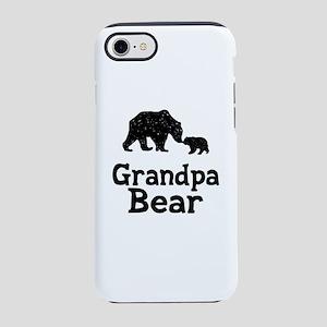 Grandpa Bear iPhone 8/7 Tough Case