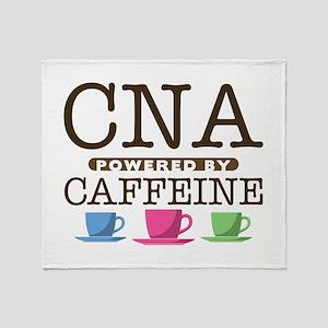 CNA Powered by Caffeine Stadium Blanket