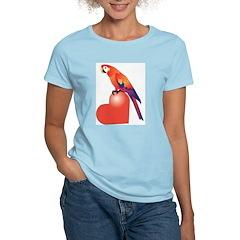Parrot Luv Women's Light T-Shirt