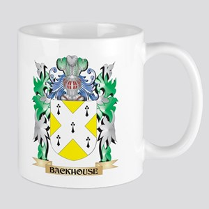 Backhouse Coat of Arms - Family Crest Mugs