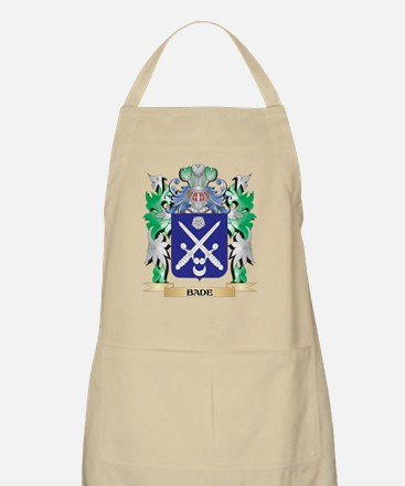 Bade Coat of Arms - Family Crest Apron