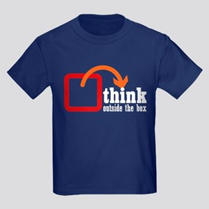 Think Kids Dark T-Shirt