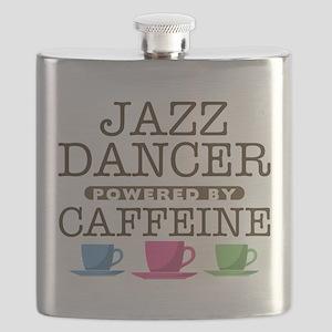 Jazz Dancer Powered by Caffeine Flask