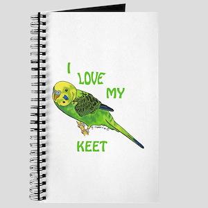 Green Keet Journal