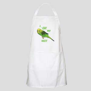 Green Keet BBQ Apron