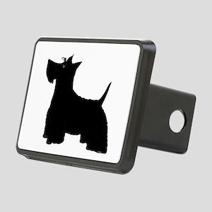 Scottish Terrier Rectangular Hitch Cover