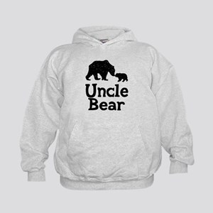 Uncle Bear Kids Hoodie