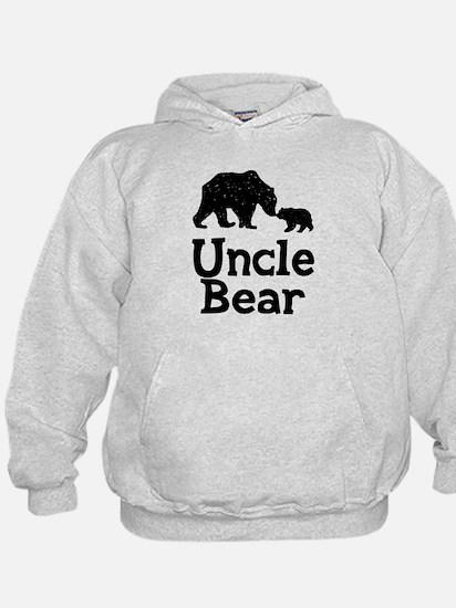 Uncle Bear Hoodie