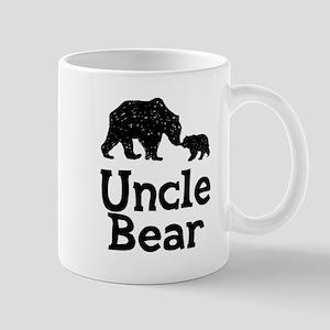 Uncle Bear 11 oz Ceramic Mug