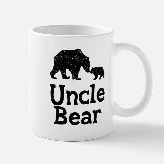 Uncle Bear Mug
