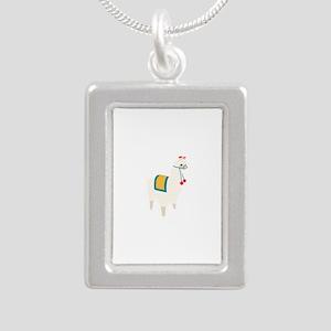 Alpaca Animal Necklaces