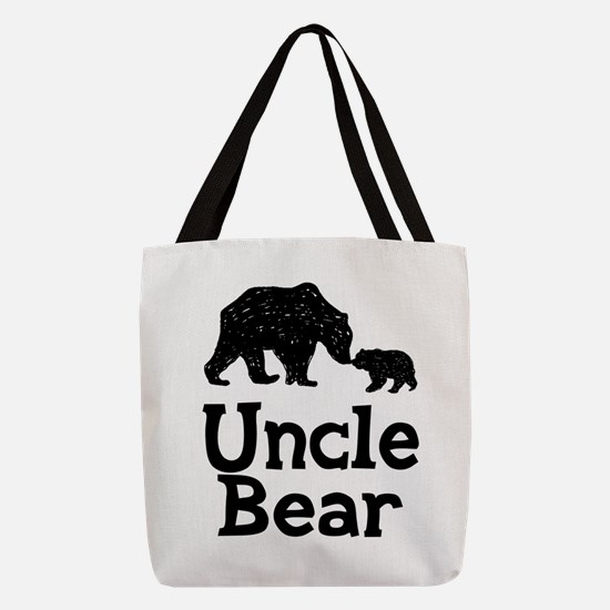 Uncle Bear Polyester Tote Bag