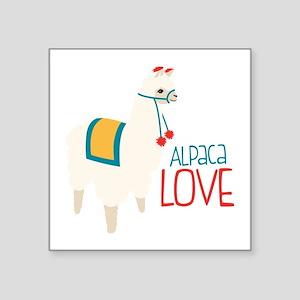 Alpaca Love Sticker