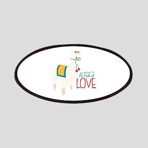 Alpaca Love Patch