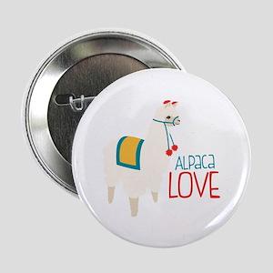 "Alpaca Love 2.25"" Button (10 pack)"