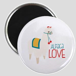 Alpaca Love Magnets