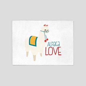Alpaca Love 5'x7'Area Rug