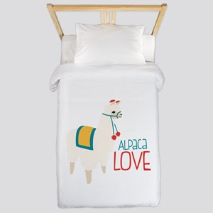Alpaca Love Twin Duvet