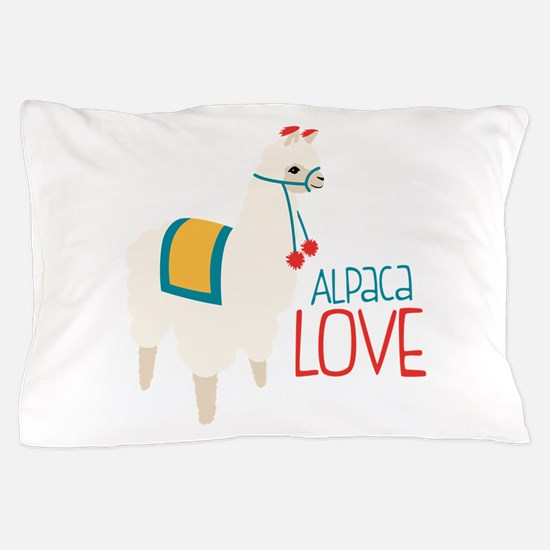 Alpaca Love Pillow Case