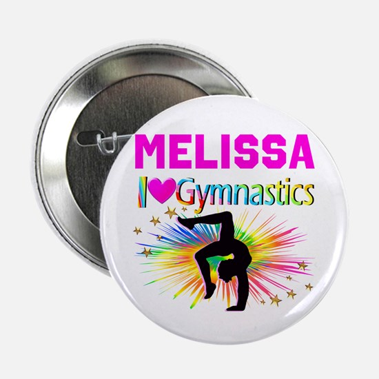 "GYMNAST DREAMS 2.25"" Button"