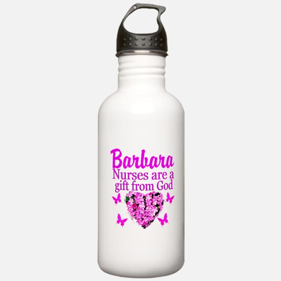 JOY FILLED NURSE Water Bottle