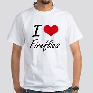 I love Fireflies T-Shirt
