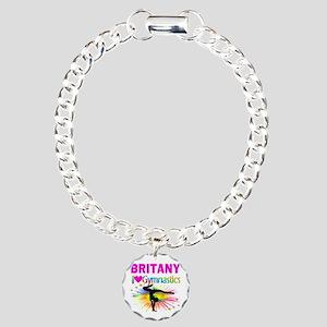 GYMNAST DREAMS Charm Bracelet, One Charm