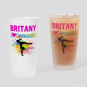 GYMNAST DREAMS Drinking Glass