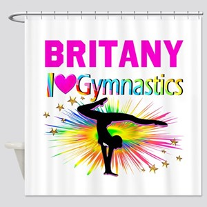 GYMNAST DREAMS Shower Curtain