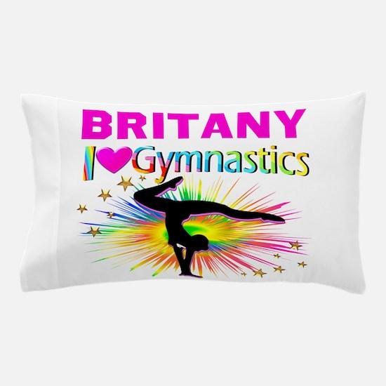 GYMNAST DREAMS Pillow Case