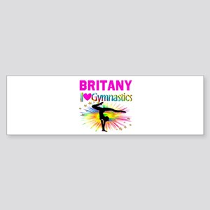 GYMNAST DREAMS Sticker (Bumper)
