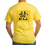 Yellow Kenshin T-Shirt