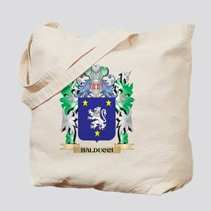 Balducci Coat of Arms - Family Crest Tote Bag