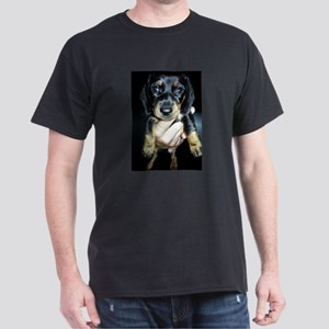 Dachshund miniature - Dark T-Shirt