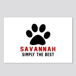 Savannah Simply The Best Postcards (Package of 8)