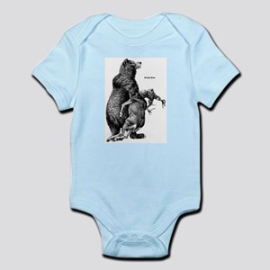 Grizzly Bear Infant Creeper