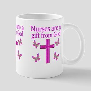 NURSING BLESSING Mugs