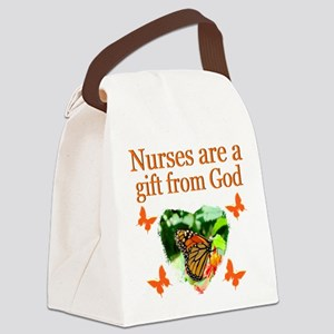 NURSING JOY Canvas Lunch Bag