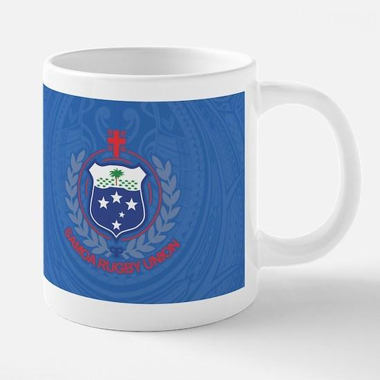 Manu Samoa Mug Mugs