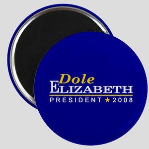 ELIZABETH DOLE PRESIDENT 2008 Magnet