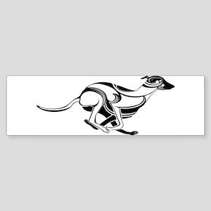Greyhoundofficial Bumper Sticker